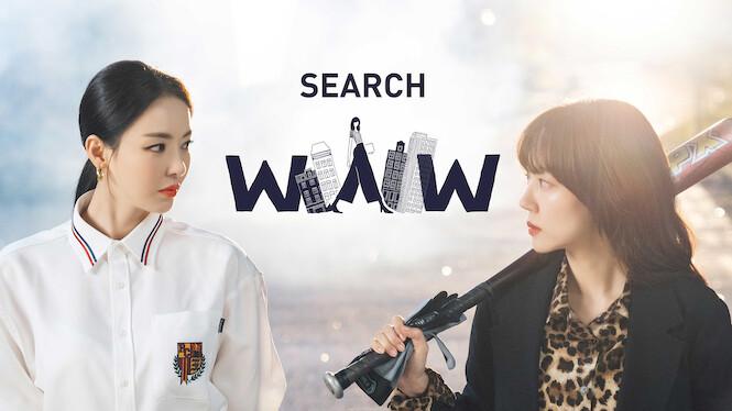 Search WWW on Netflix UK